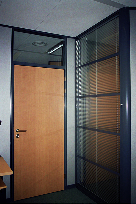Intact 3000 portes bois for Hauteur bloc porte standard